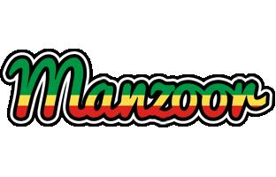Manzoor african logo