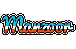 Manzoor america logo