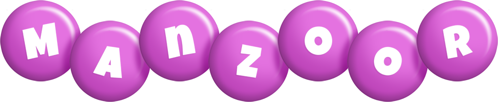 Manzoor candy-purple logo