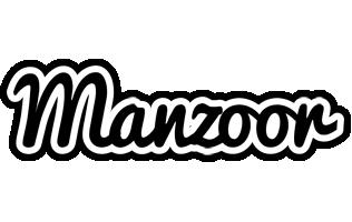Manzoor chess logo