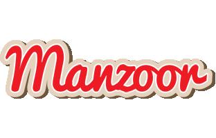 Manzoor chocolate logo