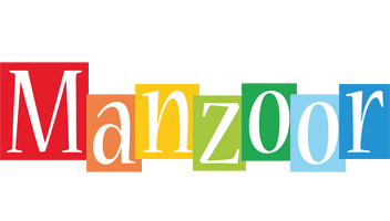 Manzoor colors logo