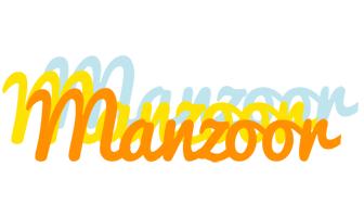 Manzoor energy logo
