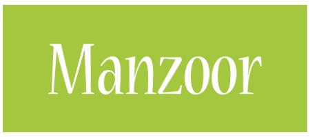 Manzoor family logo