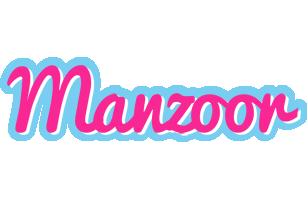 Manzoor popstar logo