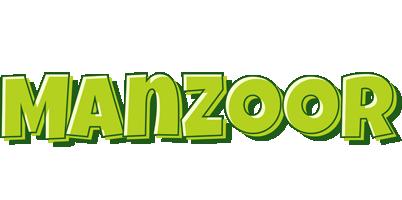 Manzoor summer logo