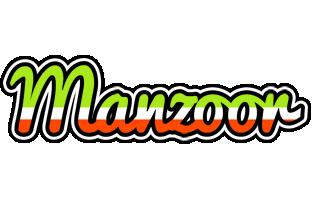 Manzoor superfun logo