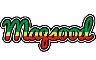Maqsood african logo