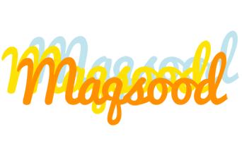 Maqsood energy logo