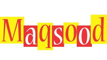 Maqsood errors logo