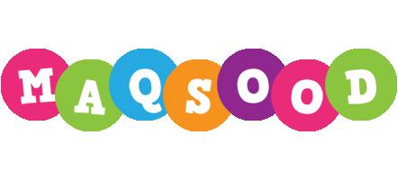 Maqsood friends logo