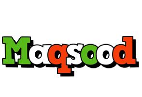 Maqsood venezia logo