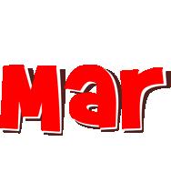 Mar basket logo