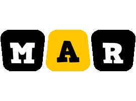 Mar boots logo