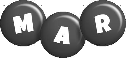 Mar candy-black logo