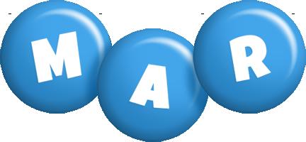 Mar candy-blue logo