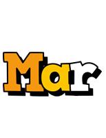Mar cartoon logo
