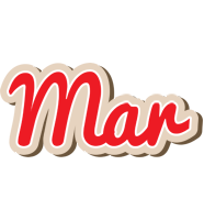 Mar chocolate logo