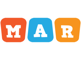 Mar comics logo