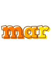 Mar desert logo