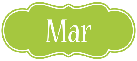 Mar family logo