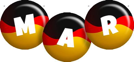 Mar german logo