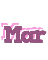 Mar relaxing logo