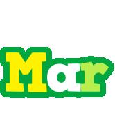 Mar soccer logo