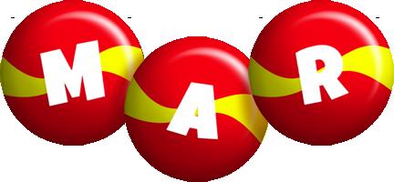 Mar spain logo