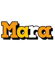Mara cartoon logo