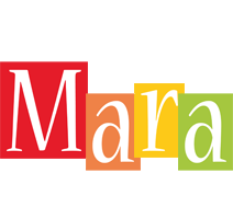 Mara colors logo