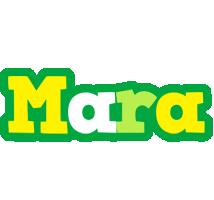 Mara soccer logo