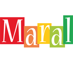 Maral colors logo