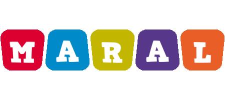 Maral kiddo logo