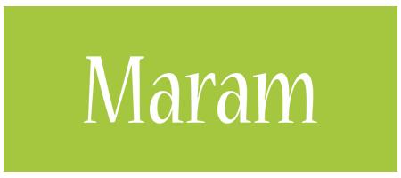 Maram family logo