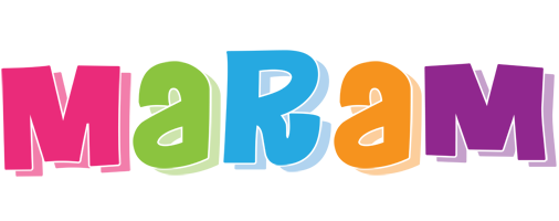 Maram friday logo