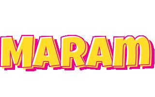 Maram kaboom logo