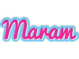 Maram popstar logo