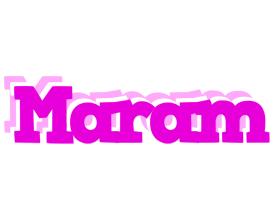 Maram rumba logo