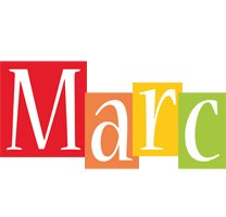 Marc colors logo