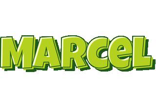 Marcel summer logo