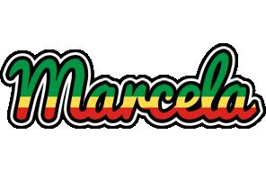 Marcela african logo