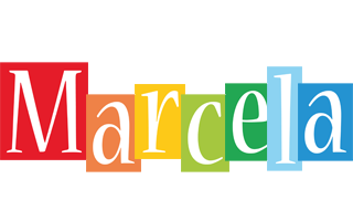 Marcela colors logo