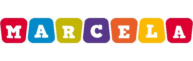 Marcela daycare logo