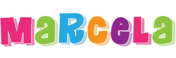 Marcela friday logo
