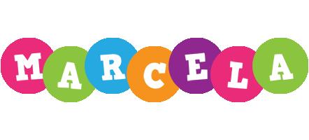 Marcela friends logo