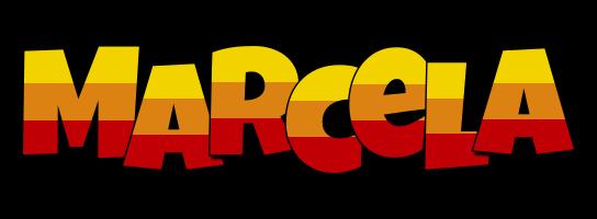 Marcela jungle logo