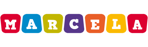 Marcela kiddo logo