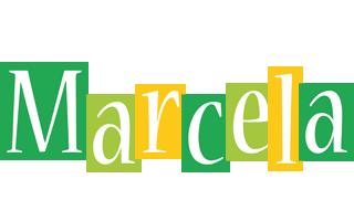 Marcela lemonade logo