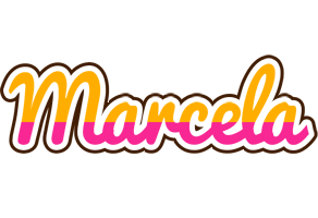 Marcela smoothie logo